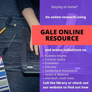Gale Online Resources