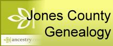 Jones County Genealogy
