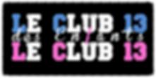 le club 13 des enfants, goûters d'enfants