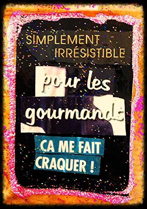 Avis aux gourmands!!!