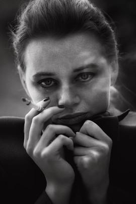 Actress Luna Wedler