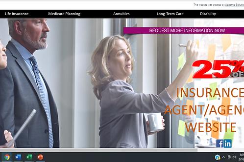 Agent Marketing Website Platform & Custom Design