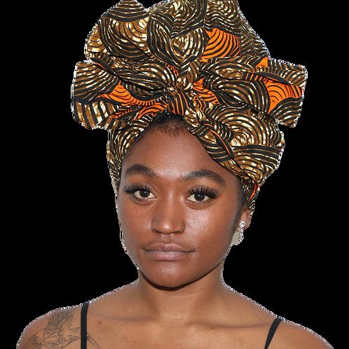 ADE Bonnet Headwrap