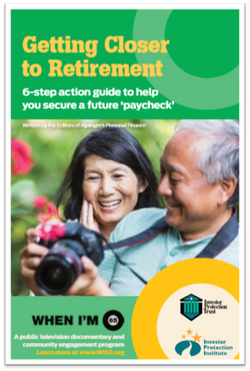 Getting Closer to Retirement