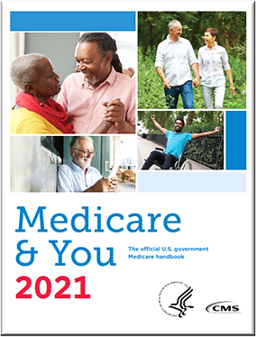2021 Medicare Guide - Medicare and You.p