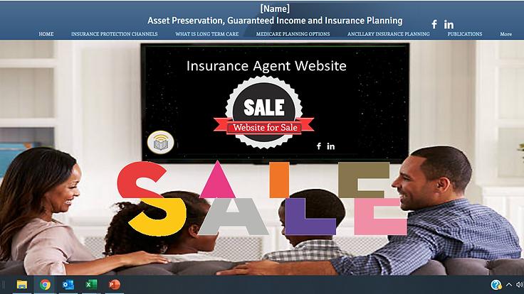 Insurance & Planning Custom 3