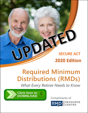 RMD GUIDE UPDATED SECURE ACT