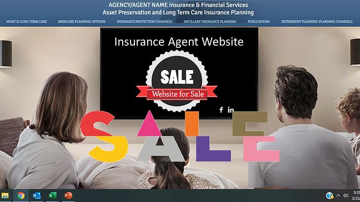 Insurance & Planning Custom 2