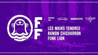 Funk Lion en concert à Québec