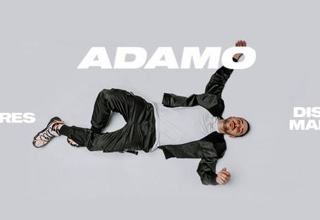 Un nouvel album pour ADAMO !
