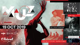 Funk Lion au Muz Festival