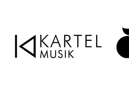 Kartel Musik signe avec Sony Music Canada et The Orchard !