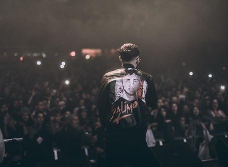 SALIMO présent sur les grosses listes Spotify !