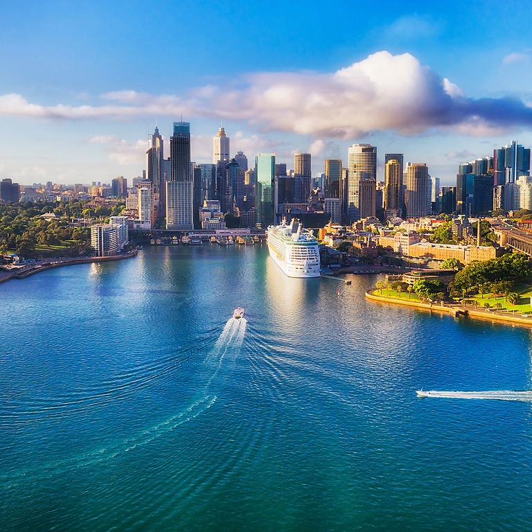 Sydney Cybercation Demonstration - 2020 Kick Off