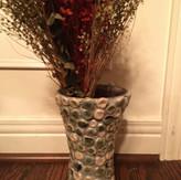Mosiac Vase 3