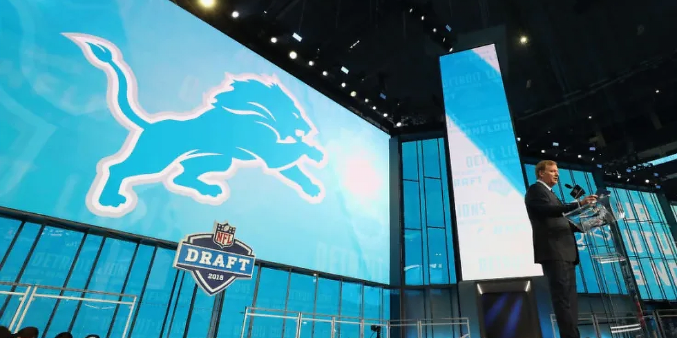 NFL Draft 2021 with Roar of the Lions