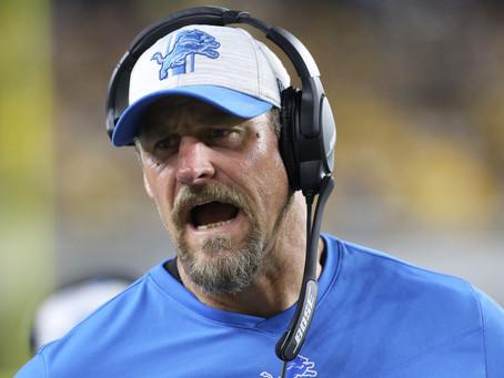2021 Detroit Lions Quarter-Season Review