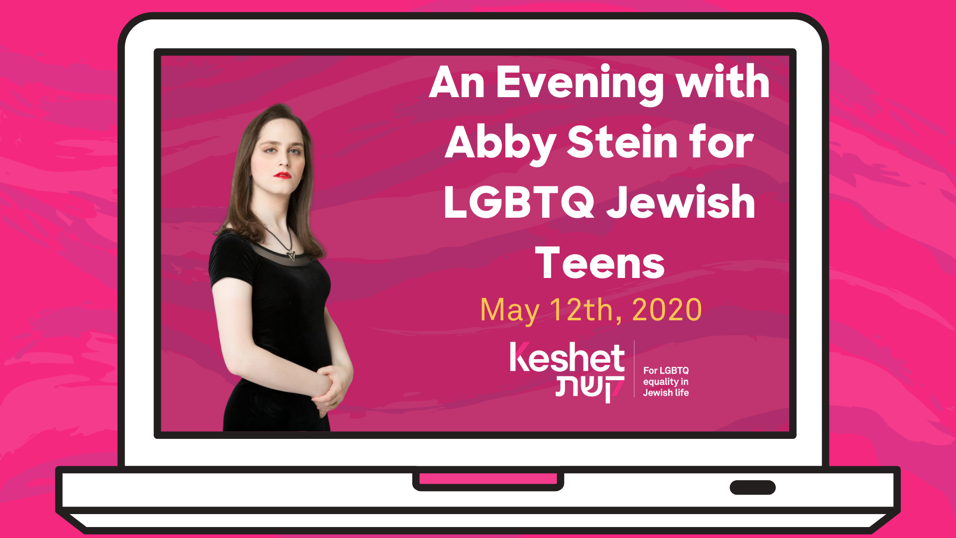 An Evening with Abby Stein for LGBTQ Jew
