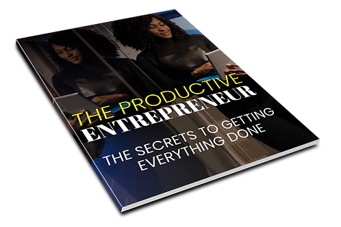 The Productive Entrepreneur Business Bundle