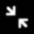 noun_Diagonal Opposite Arrows_1157801.pn