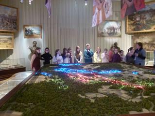 Поездка в музей-заповедник Бородинское поле