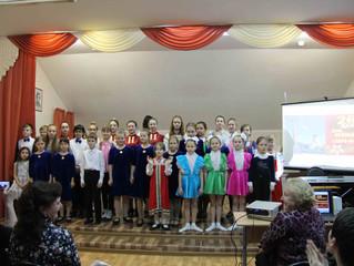 День освобождения г. Наро-Фоминска от фашистских захватчиков