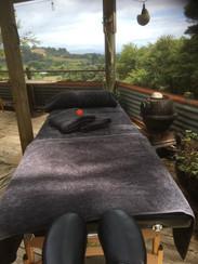 stef massage table in bush 3.jpg