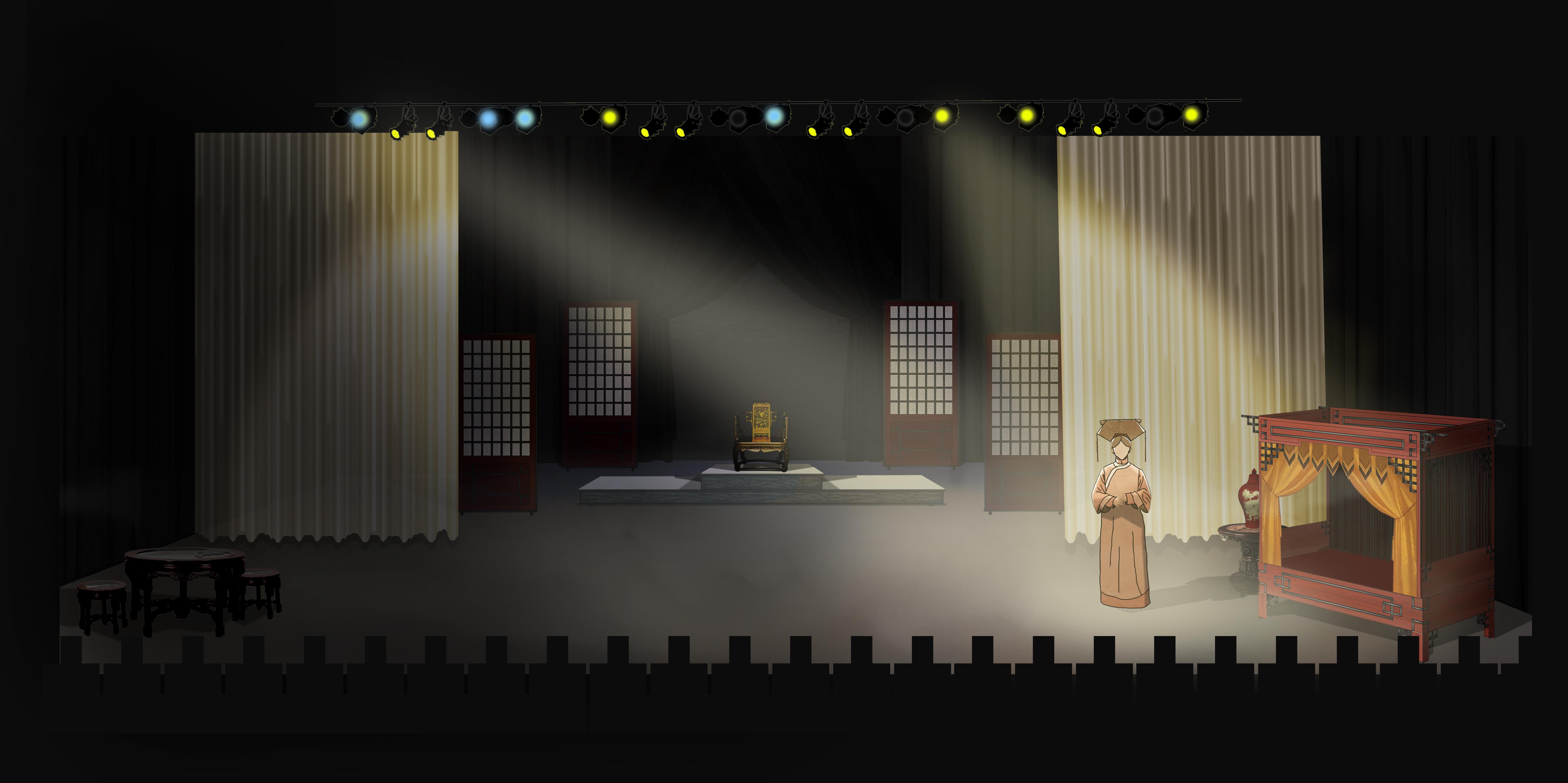 Rendering Scene12