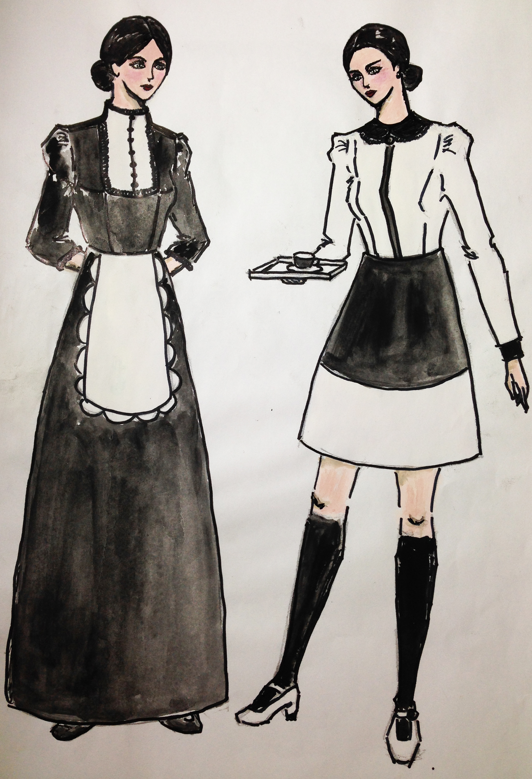 Costume for Maids