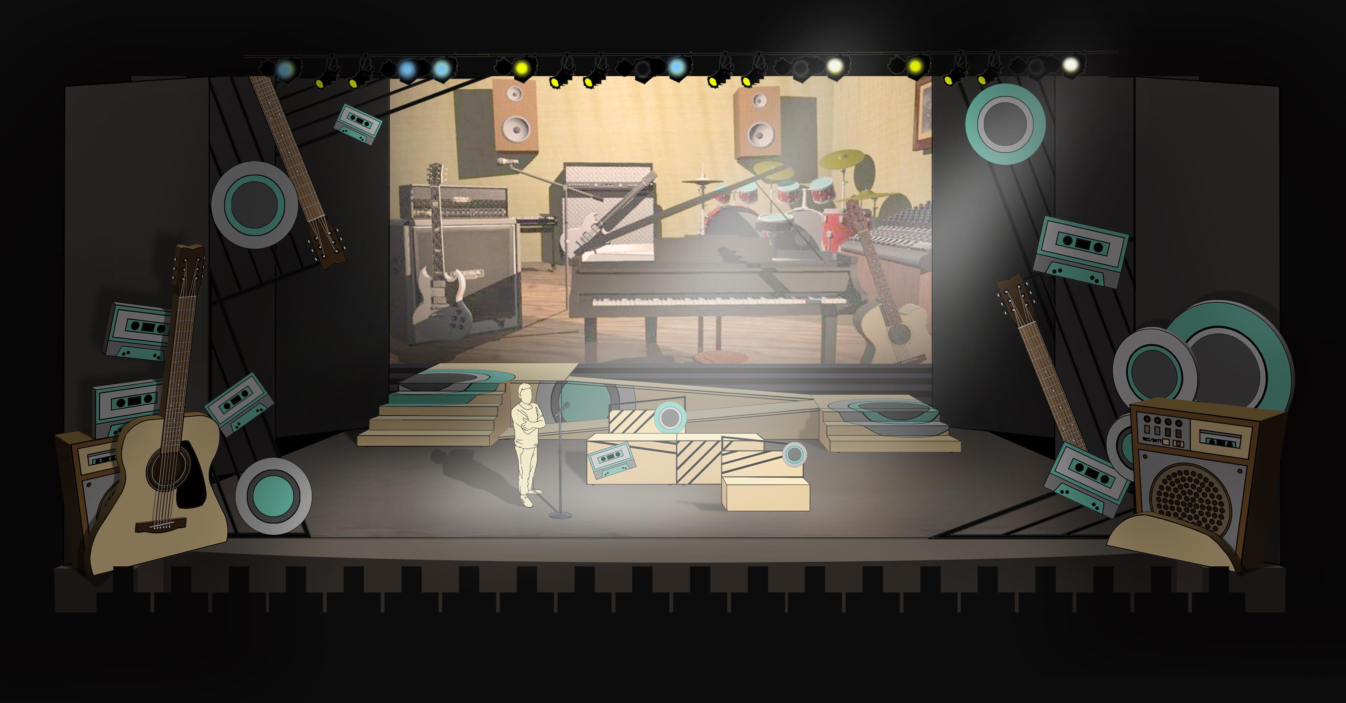Rendering Scene 11