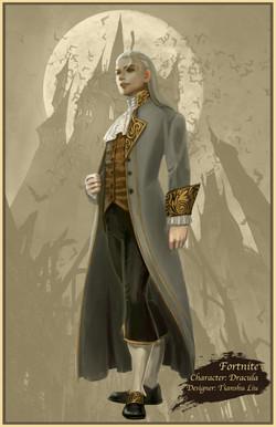 Character: Dracula (Basic)