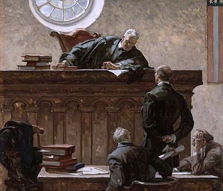 Research Picture for Courtroom