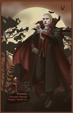 Character: Dracula (Cosplay)