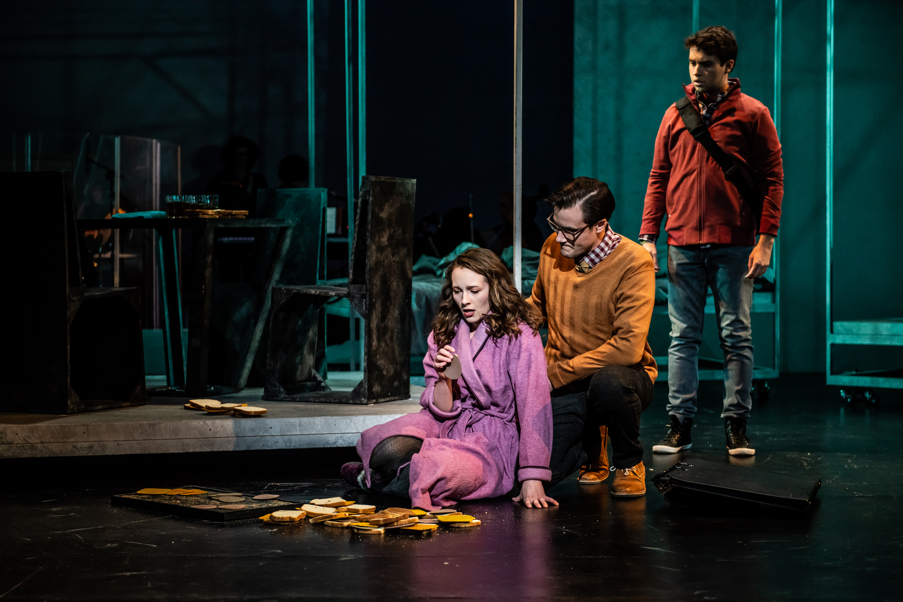 Next to Normal Production Photo