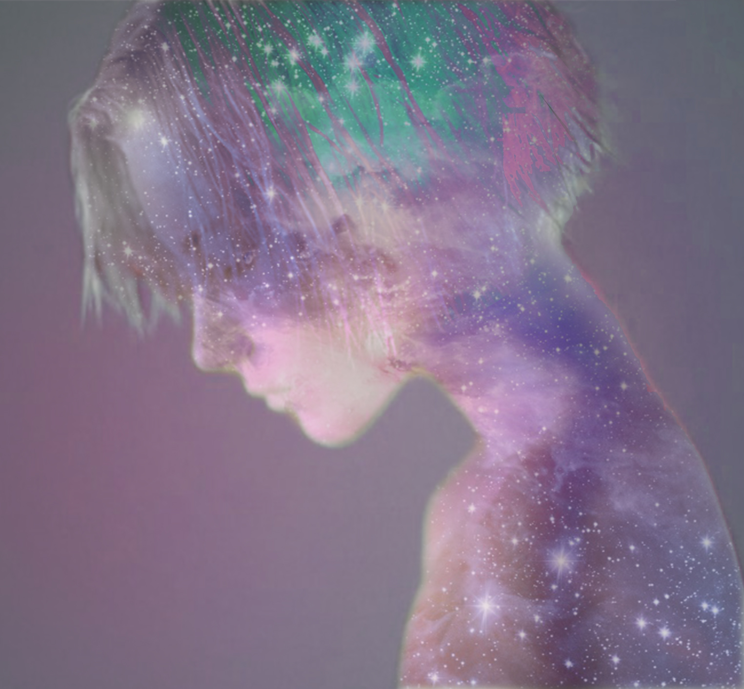 Girl with Stars