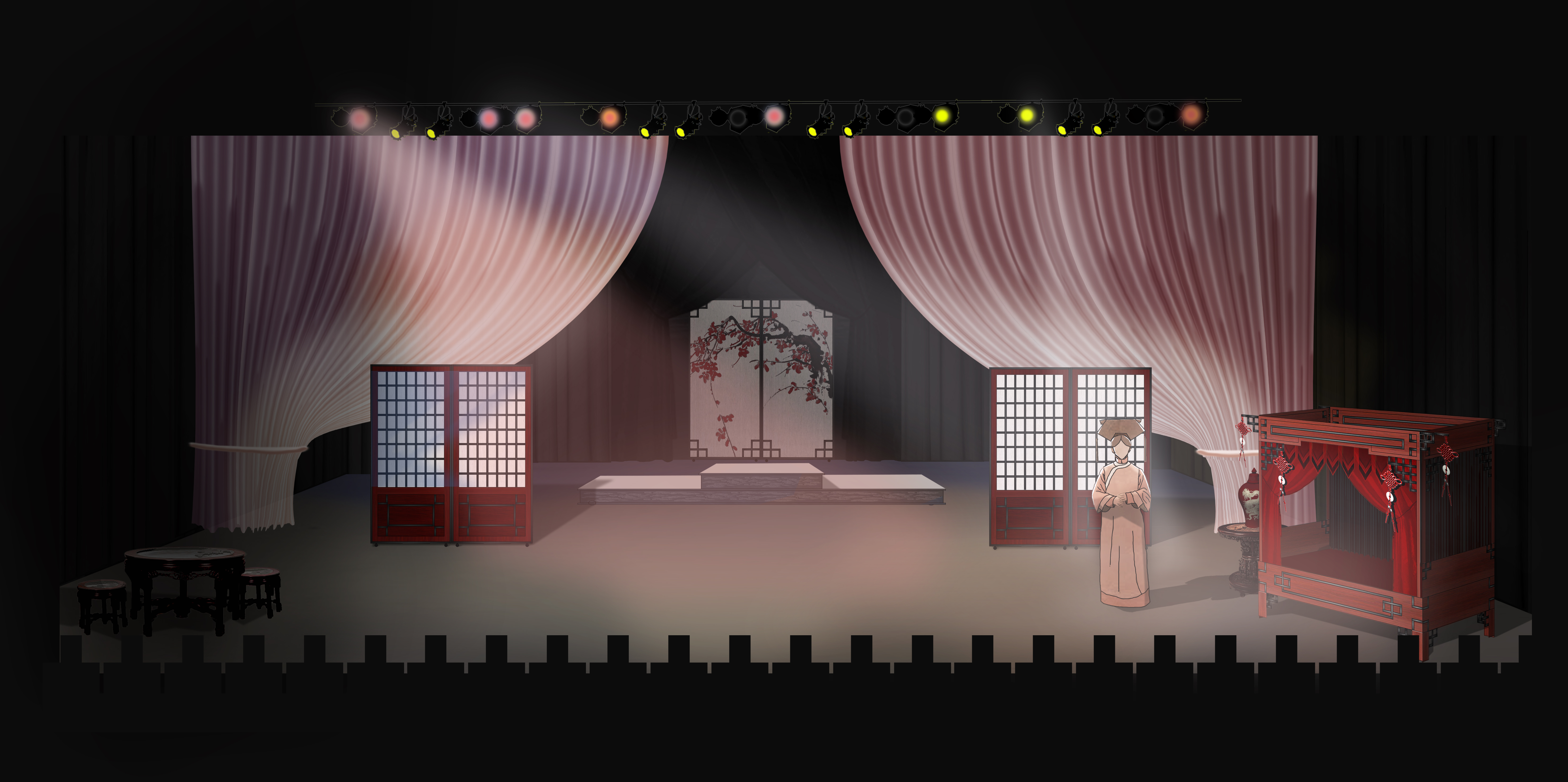 Rendering Scene10