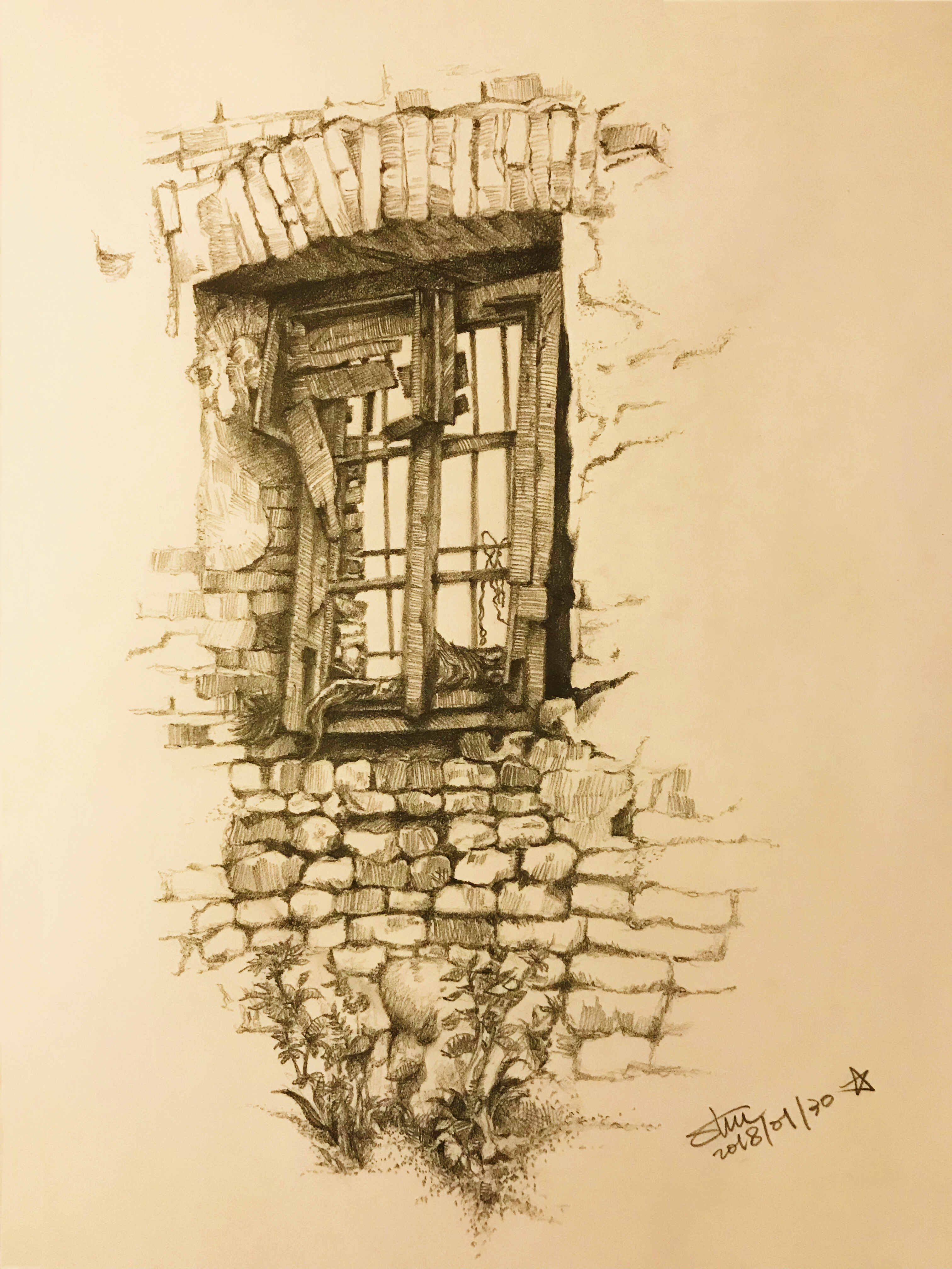 Sketch for Window
