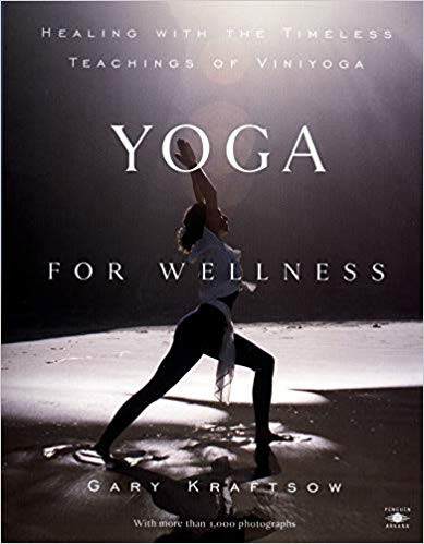 Yoga for Wellness book cover
