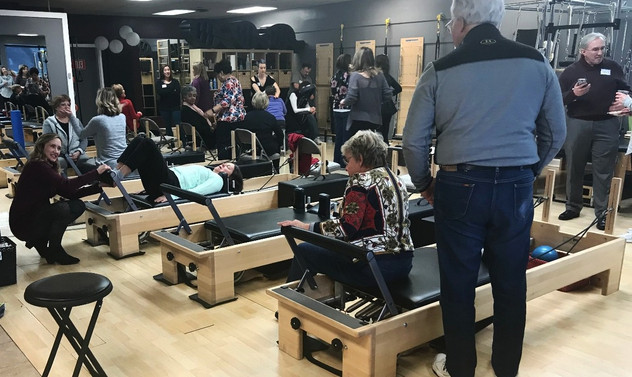 Pilates & Pinot January 2018