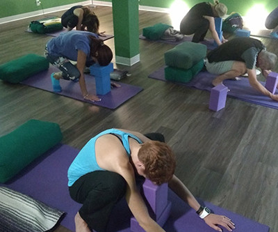 Restorative Yoga Gives the Body a Chance to Relax and Renew