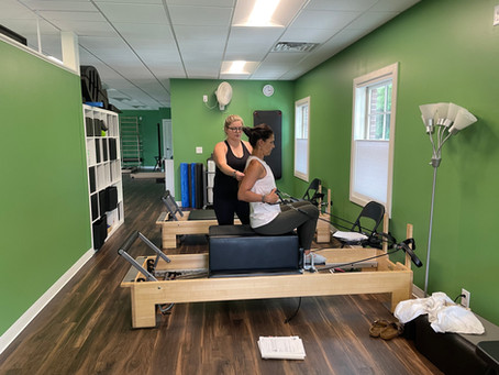 COVID Recovery—How Teachers Are Using Pilates to Get Healthy!