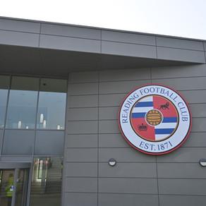 Zinc façade panels at Reading Football Club