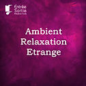 visuel album ambient relaxation etrange.
