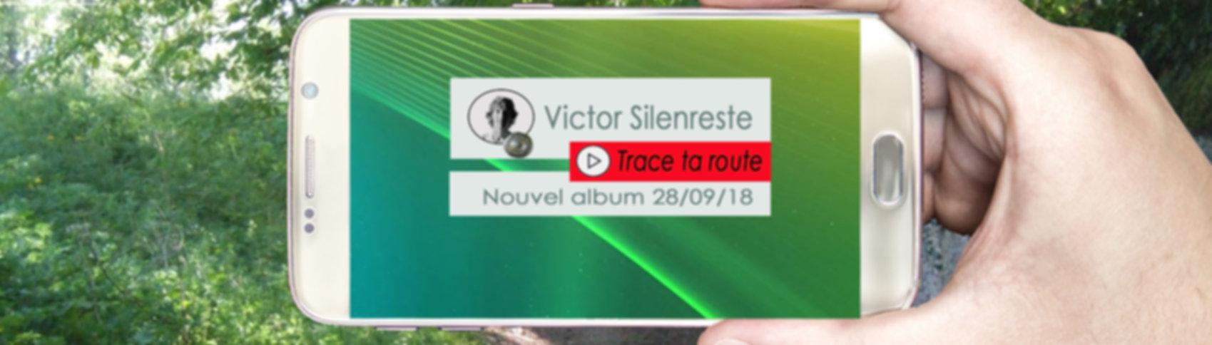 Victor Silenreste trace ta roue