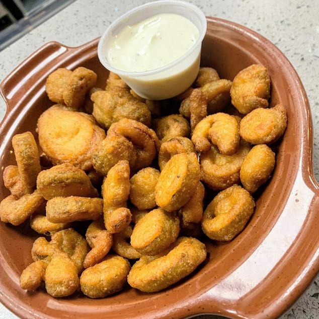 Fried Jalapeno Bottlecaps