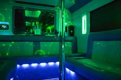 Big Sexy Bus interior