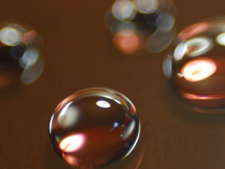 メッキ皮膜で水が弾くテフロン無電解複合メッキ!