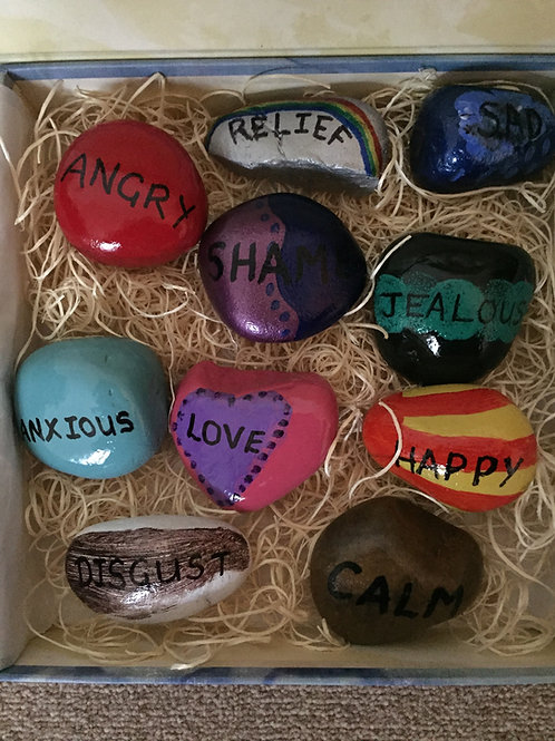 Emotion Stone Set