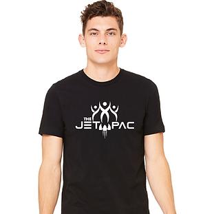 Black JET-PAC shirt