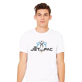 White JET-PAC shirt